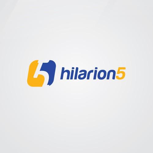 hilarion5 logo concept (unused)