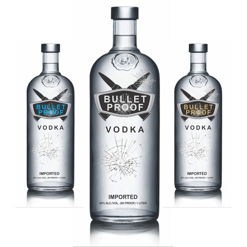 Create a winning logo for the next vodka brand