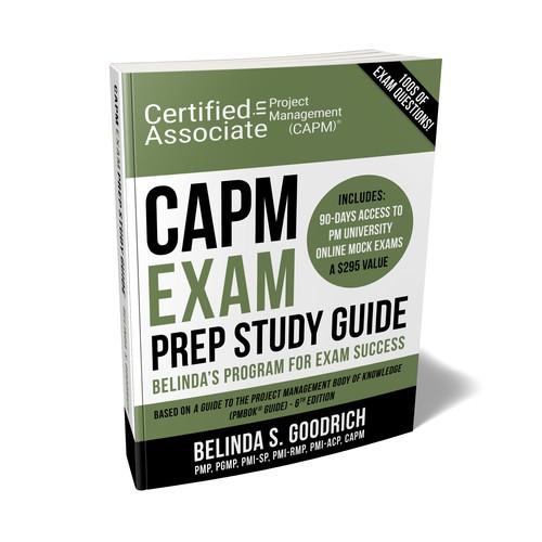 CAPM Exam Prep Book Cover