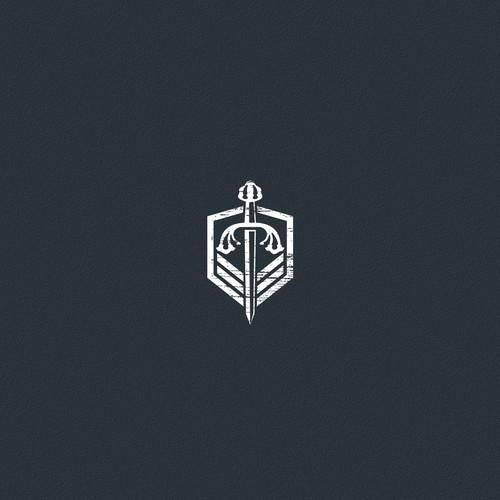 Sword Shield Concept logo