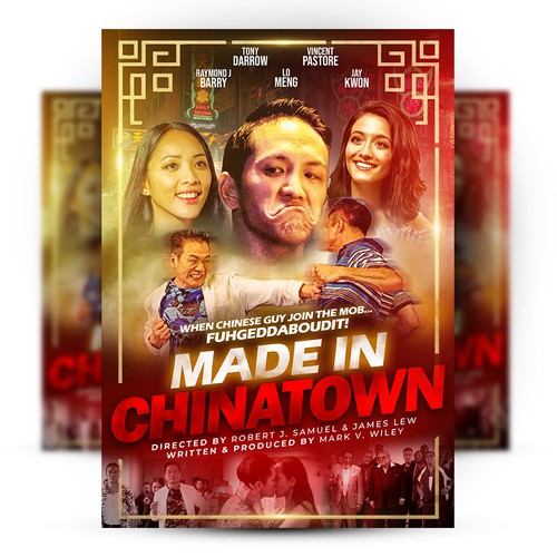 Made In ChinaTown Film Poster