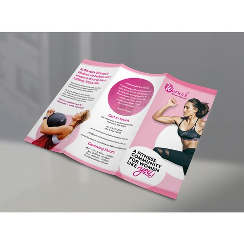 Fitness leaflet