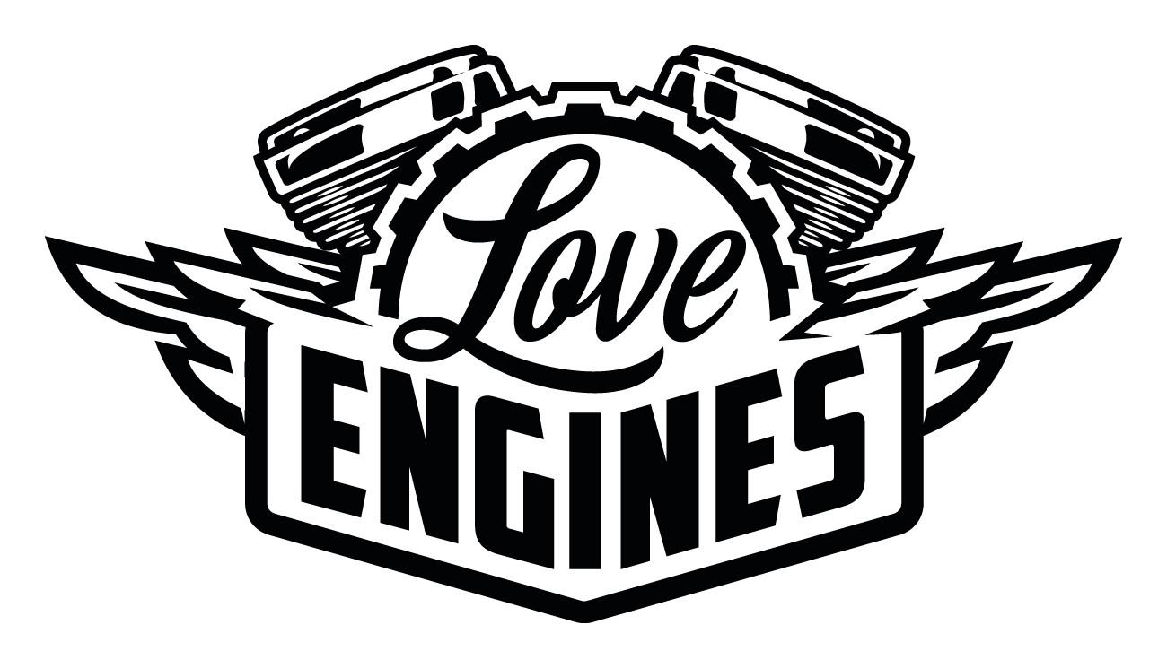 Diseña un logo para amantes del motor!
