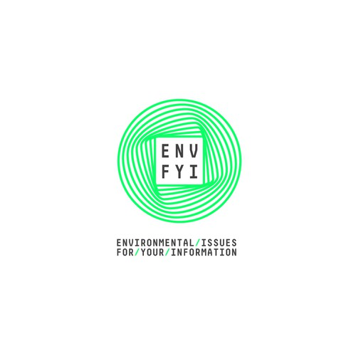 Logo for Tech videos on Envirnomental issues