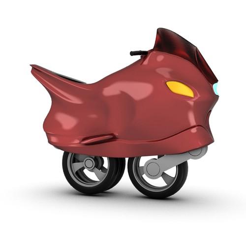 Design the Next Uno (international motorcycle sensation)