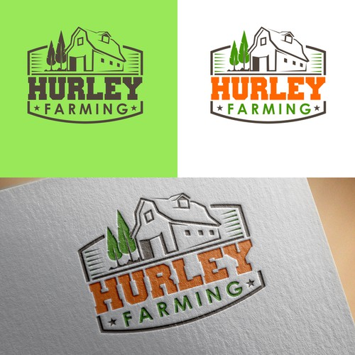 HURLEY FARMING