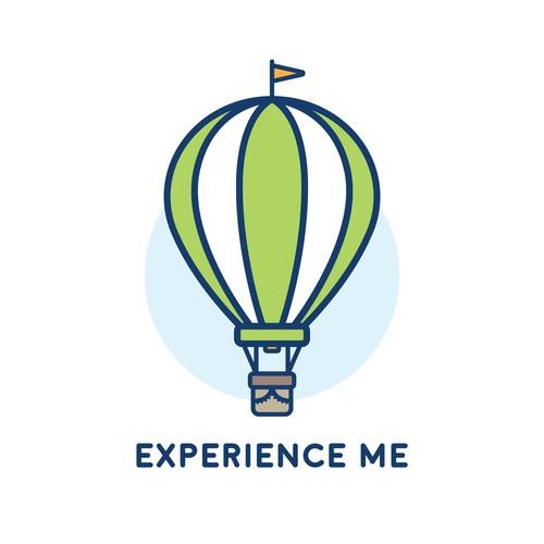 Experience Me Logo Concept