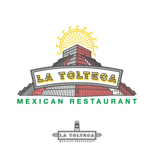 Logo for the Mexican Restaurant