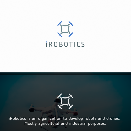 iRobotics Logo