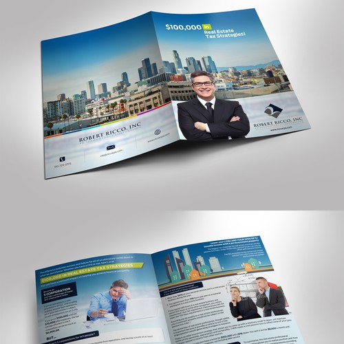 Robert Ricco Brochure