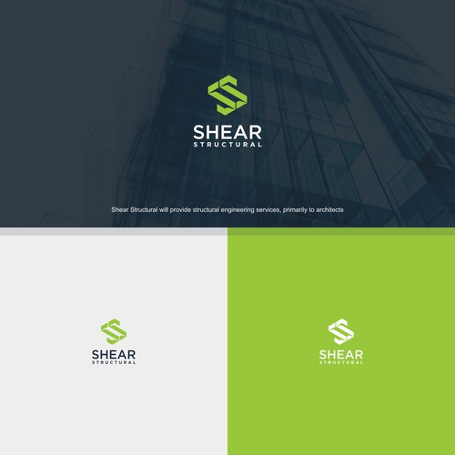 Simple Logo for Shear Structural