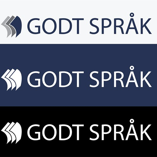 Create the next logo for Godt språk