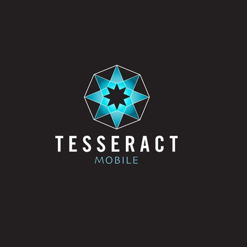 Tesseract Mobile needs a new logo