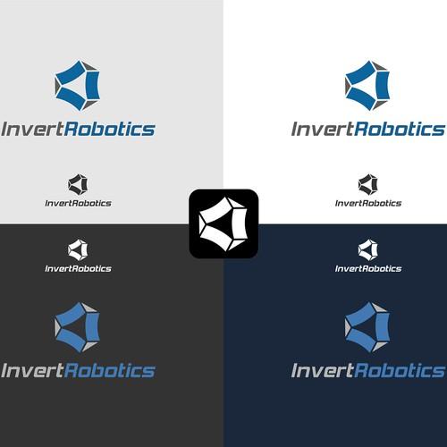 Help Invert Robotics with a new logo