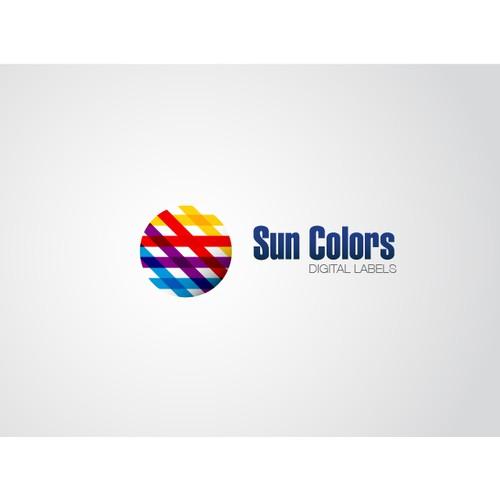 Sun Colors Labels