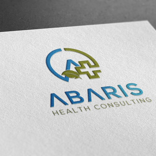 clean logo for ABARIS