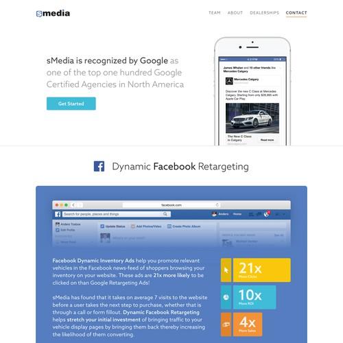 sMedia Homepage