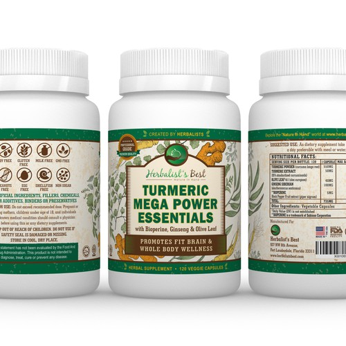 Turmeric Mega Power Essentials