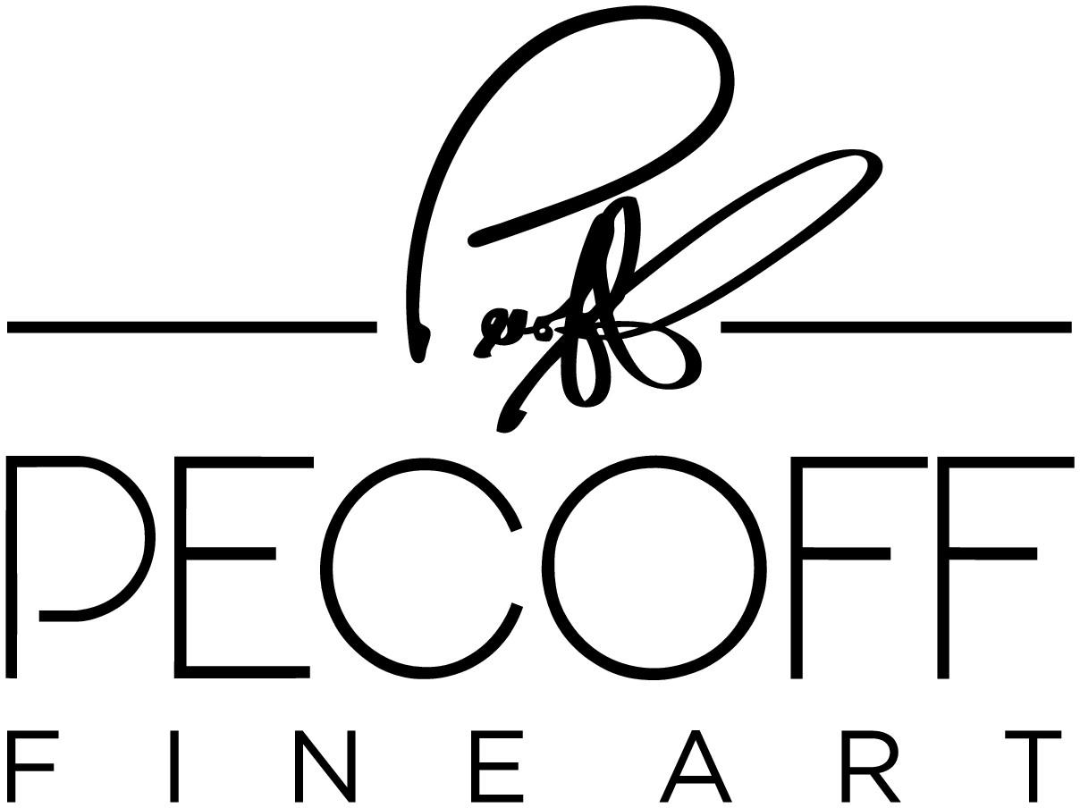 Pecoff Fine Art Logo