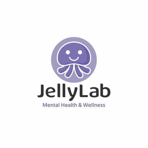 Logo concept for Jellylab