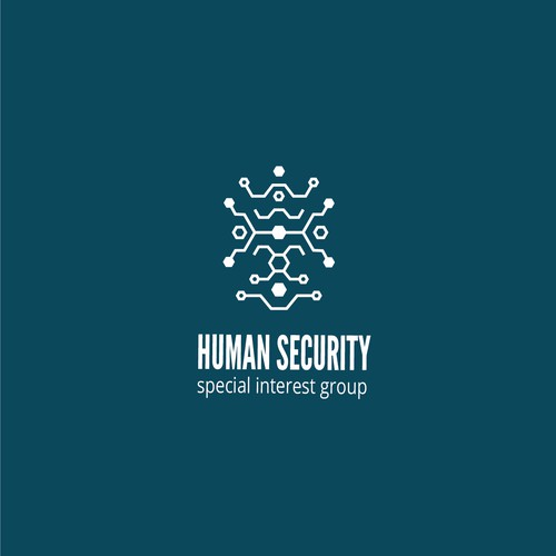Logo Concept for organisation focused on the intersection of humans and technology