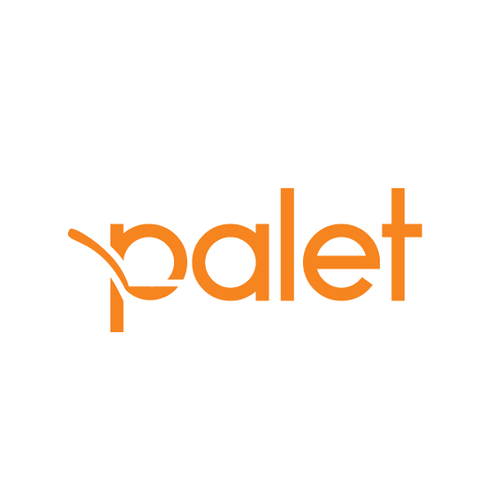 Winning Logo design for palet