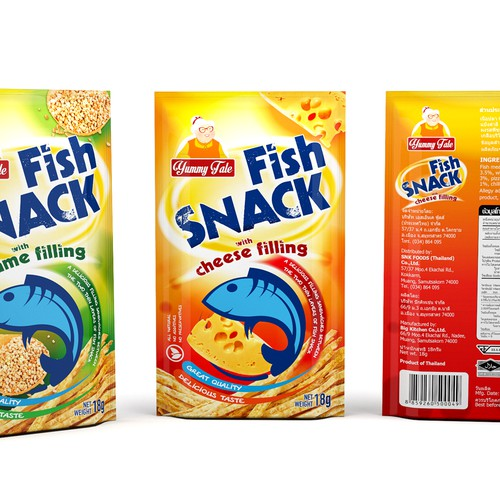 Fish Snacks
