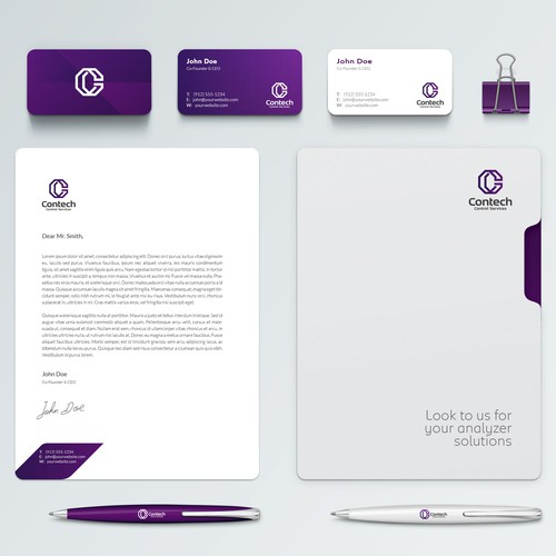 Engineering Firm Branding