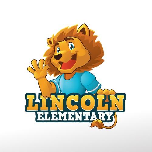 Lincoln Elementary logo