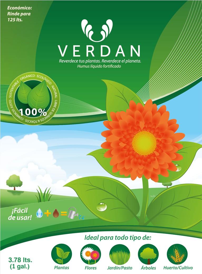 Help Verdan create an exciting label!