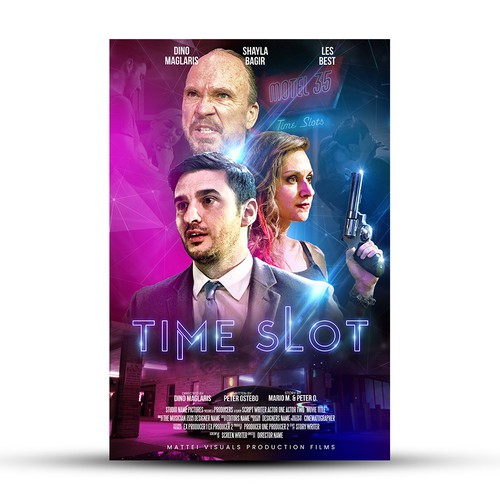 Time Slot Movie Poster