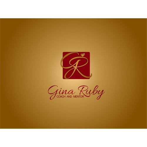 New logo wanted for Gina Ruby  (I'm branding my name)