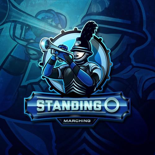Bold logo concept for Standing O