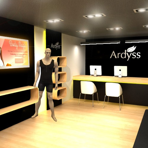 Create the next illustration for Ardyss Stores