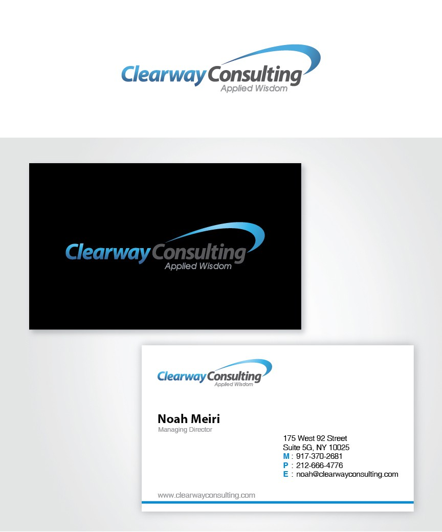 New logo wanted for Clearway Consulting