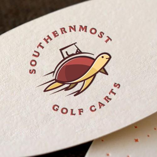 Golf Cart brand design