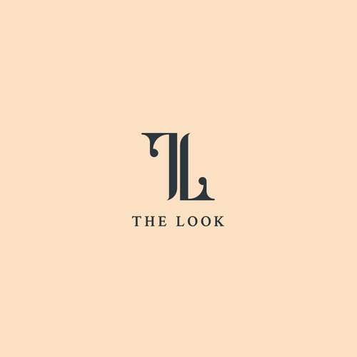 Concept logo for The Look