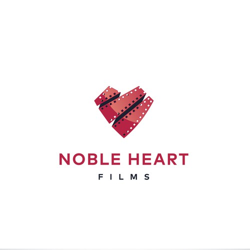 Logo Concept for Noble Heart Films