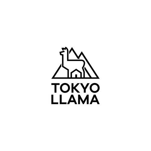 Logo for YouTube channel about renovating a traditional house in rural Japan