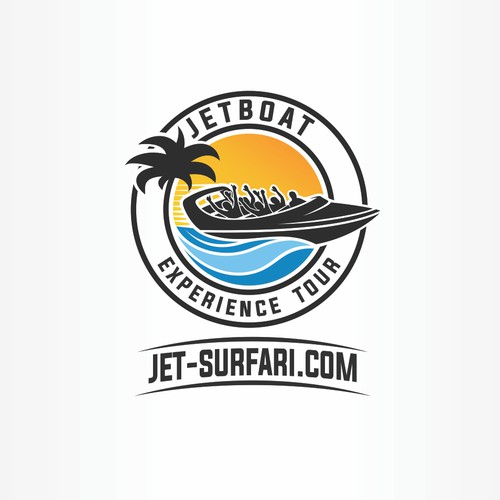 JET-SURFARI LOGO