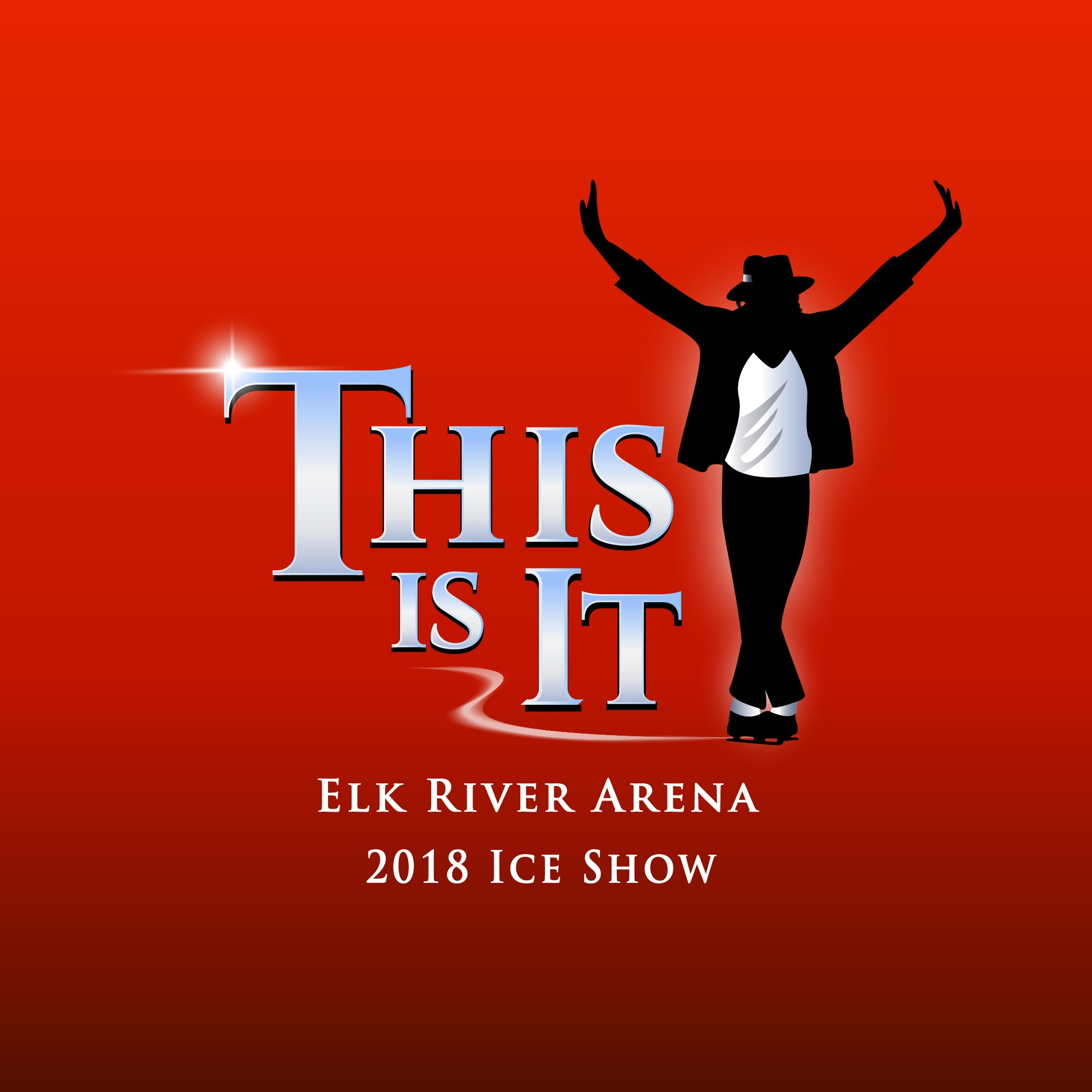 Design a Logo for our Michael Jackson themed Ice Show!