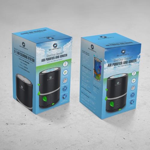 Air Purifier Packaging