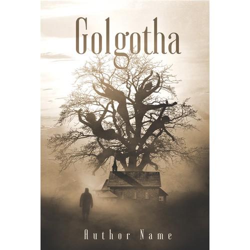 'Golgotha' book cover