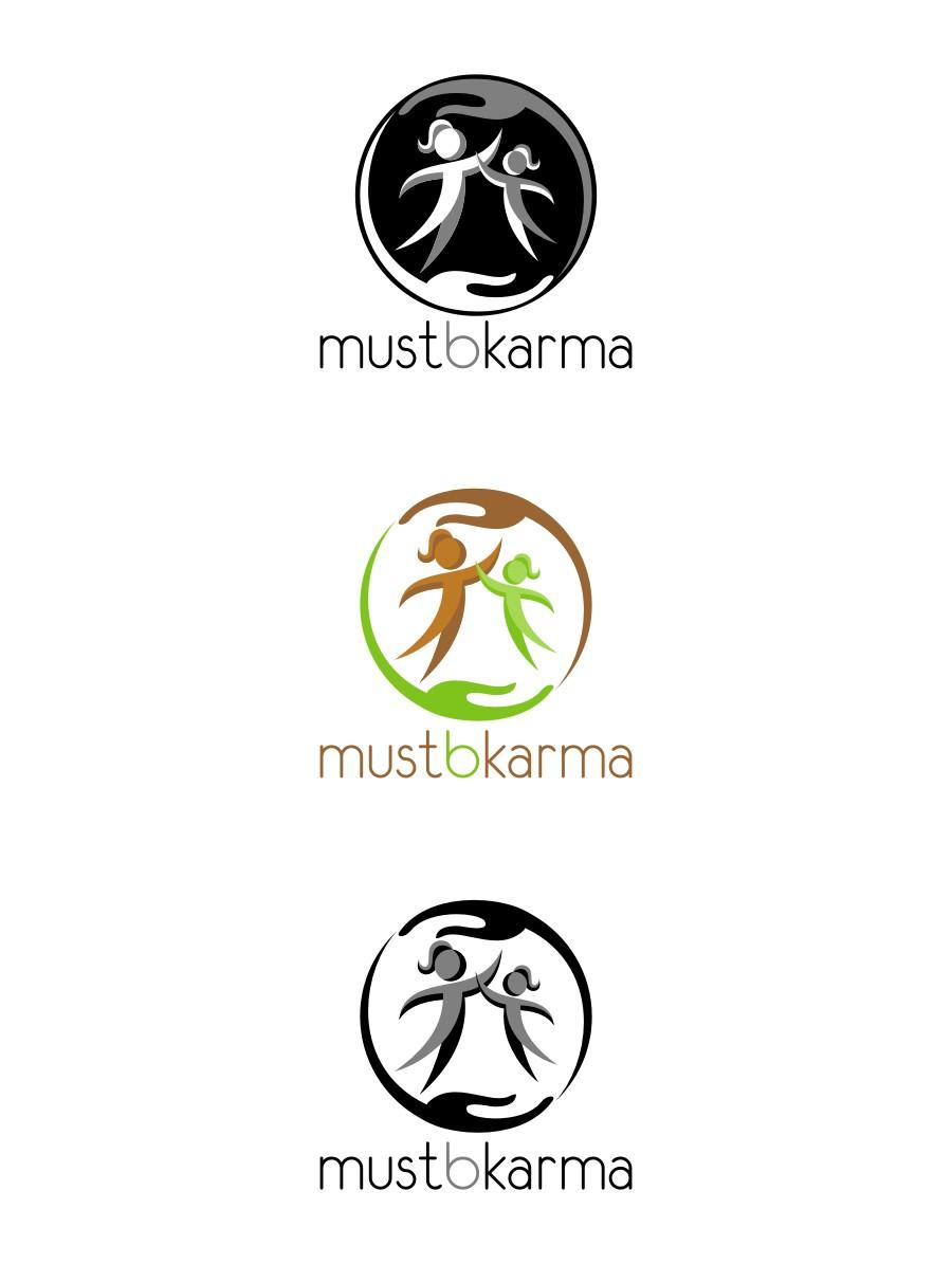 logo for mustbkarma