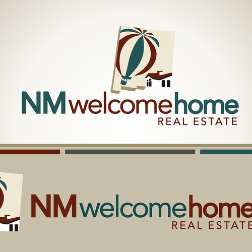 Small but wanna be BIG; Real Estate business needing logo design