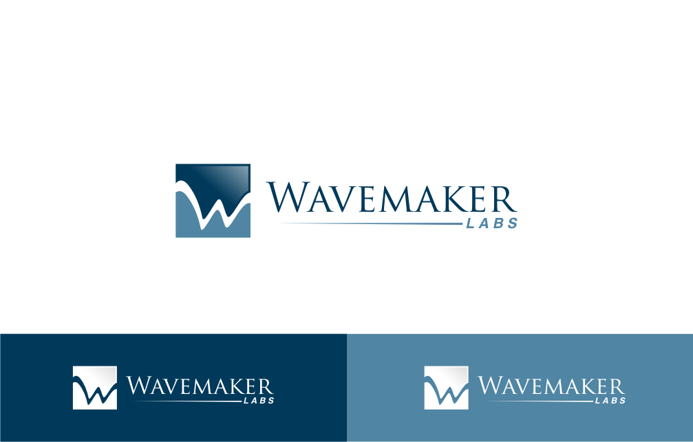 Create the next logo for Wavemaker Labs