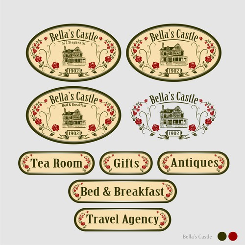 Bella's Castle Hotel