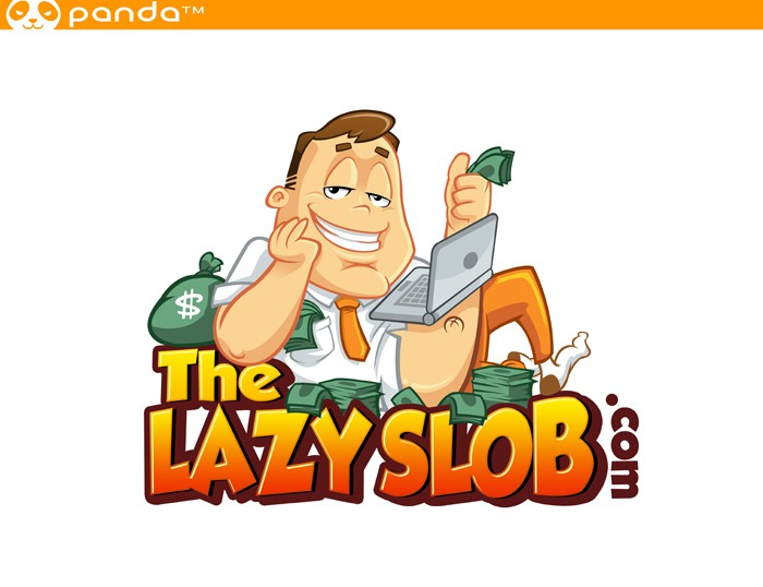 Help The Lazy Slob with a new logo