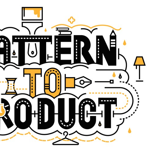 Pattern to product