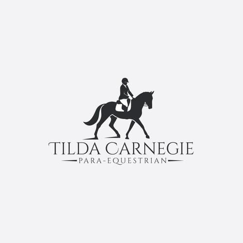 Classy logo concept of Tilda Carnegie